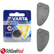 Varta Chiave Auto Batteria per Alfa Romeo Chiave Pieghevole 147 156 166 Gt JTD