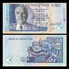 Mauritius 50 Rupees, 2009, P-50e, UNC