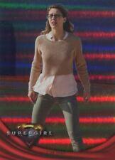 Supergirl Season 1 Rainbow Foil Base Card #02 I'm Her!