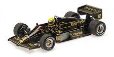 Lotus Renault 97T Ayrton Senna 1985 Minichamps 1:18 540851812 Model