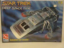 Amt/Ertl # 8741, Star Tkek Deep Space Nine, 1/72 Scale, Runabout Rio Grande