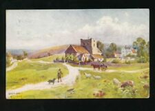 Yorkshire Single Printed Collectable Artist Signed Postcards