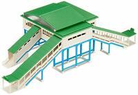 KATO N gauge on bridge Station 23-200 supplies railroad model