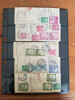 Germany - Collection of Cancels / Stamps - Used - Classics - 5 Scans - W34