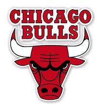 Chicago Bulls  Decal / Sticker Die cut