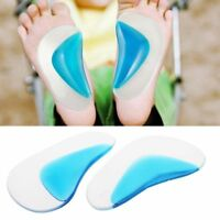Kids Comfort Orthotic Arch Support Shoes Insoles Pads Pain Relief Foot Care