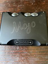 Chord Mojo DAC/amp with Audioquest DragonTail