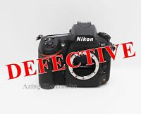 Nikon D810 36.3MP Digital SLR Camera - Black (Body Only) FOR PARTS