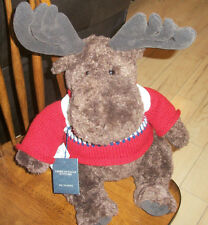 """Gund American Eagle Outfitters Moose plush named Mac 16"""" New"""
