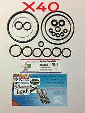 O-Ring Depot 40 kits 246355 O-ring Rebuild Kit fits Graco Fusion Chemical Resist