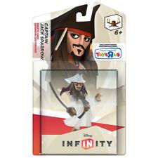 Rare Disney Infinity Captain Jack Sparrow Crystal Figure Toys R Us Exclusive
