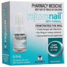 BRAND NEW REJUVENAIL ANTI-FUNGAL NAIL TREATMENT 6.6ML - FREE POST