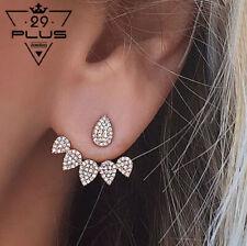 99f5f53071817 Double Sided/Jacket Fashion Earrings for sale | eBay