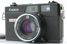 【NEAR MINT】Canon Canonet QL17 G III Black Rangefinder Film Camera from Japan