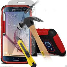 Fundas Para Samsung Galaxy Trend color principal rojo para teléfonos móviles y PDAs
