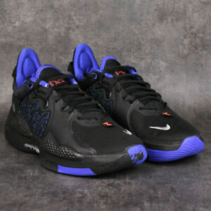 Nike PG 5 Black Lapis CW3143-004 PG5 Mens Basketball Shoes Sneakers