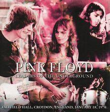 PINK FLOYD - LEADERS OF THE UNDERGROUND (LIVE UK 1970) - 2CD CARDBOARD SLEEVE