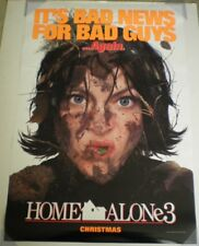HOME ALONE 3 MOVIE POSTER 1 Sided ORIGINAL Ver D 27x40