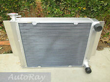 Aluminum Radiator for Mazda RX2 RX3 RX4 RX5 RX7 without Heater Pipe Manual MT