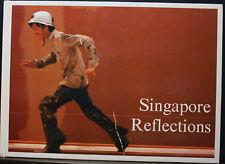 SINGAPORE REFLECTIONS, PHOTO- MARTEL, TEXT- HUTTON, HB