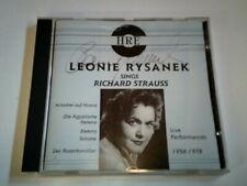 HRE CD - Richard Strauss - signiert von Leonie Rysanek