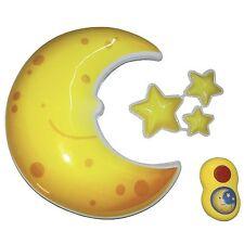 Bieco beruhigendes Baby Nachtlicht mit Musik Mond NEU