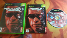 TERMINATOR 3 RISE OF THE MACHINES XBOX ENVÍO 24/48H