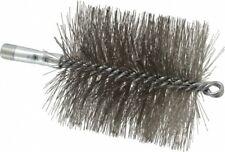 Schaefer Brush 4-1/2 Inch Brush Length, 4 Inch Diameter, Double Stem, Double ...