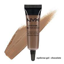 NYX Eyebrow Gel Waterproof - Chocolate