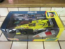 1/18 Hot Wheels Racing Damon Hill Jordan 199 Grand Prix 1999 Mattel