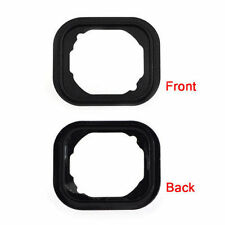 10X Home Button Holder Rubber Gasket Silicon Spacer Repair For iPhone 6/6 Plus