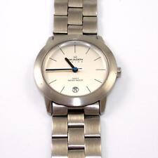 Skagen Swiss 76LSX Stainless Steel Waterproof Date Wrist Watch QX
