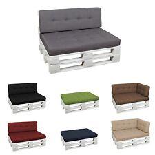 Coussins pour palettes, siège, dossier, appui, canapé jardin PFG