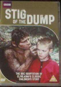 Stig of the Dump ~  BBC [DVD]