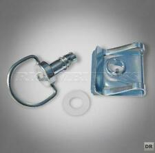 DZ1 DZUS ¼ D-Ring Drehverschluss CNC Schnellverschluss SUZUKI GSX-R 1000 NEU