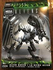 Mega Construx COMPLETE Alien Queen