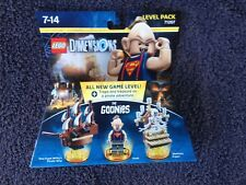 LEGO Dimensions THE GOONIES 71267 LEVEL PACK SLOTH SKELETON ORGAN NEW (#1311)