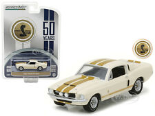 1967 FORD SHELBY GT-500 50TH ANNIVERSARY COLLECTION 5 1/64 GREENLIGHT 27920 A
