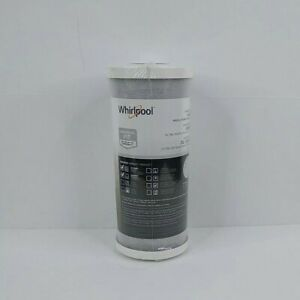 Whirlpool WHA4BF5 Universal Fit Large Capacity Carbon Whole Home Water Filter
