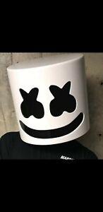 Real Dj marshmello helmet custum made