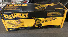 """DEWALT DWE4011 4-1/2"""" 12,000 RPM 7.0 Amp Angle Grinder New"""
