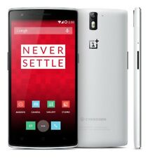 OnePlus One 16gb ROM 3gb RAM - Silk White (eu Version)