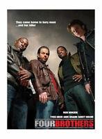 Quattro Brothers DVD Nuovo DVD (PHE8935)