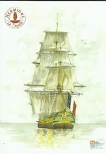 REPRODUCTION AQUARELLE HERMIONE BEAU PAPIER TIRAGE LIMITE - 45 cm x 32 cm