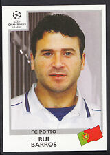 Panini Football Sticker - UEFA Champions League 1999-00 - No 163 - FC Porto
