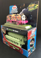 NIA Motorised HYPER GLOW IN THE DARK Train Track Thomas & Friends Trackmaster
