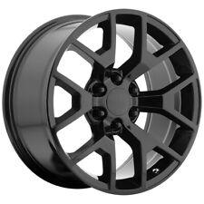 "OE Performance 169GB 22x9 6x5.5"" +27mm Gloss Black Wheel Rim 22"" Inch"