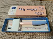 VTG Baby Thermometer  in Box SELETED TRADEMARK  PERFEKTUM