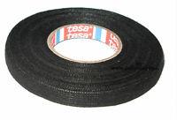 TESA 51608 9mm x 15m KFZ Gewebeband  Textilband Isolierband Klebeband Vlies Tape