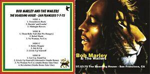BOB MARLEY – San Francisco '75 - 2 vinyls